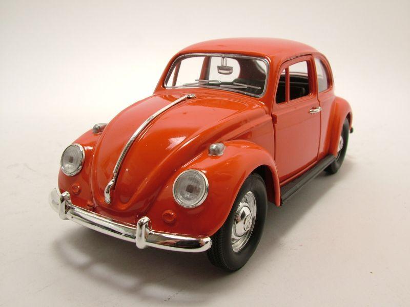 vw k fer 1967 orange modellauto 1 24 lucky die cast 19. Black Bedroom Furniture Sets. Home Design Ideas
