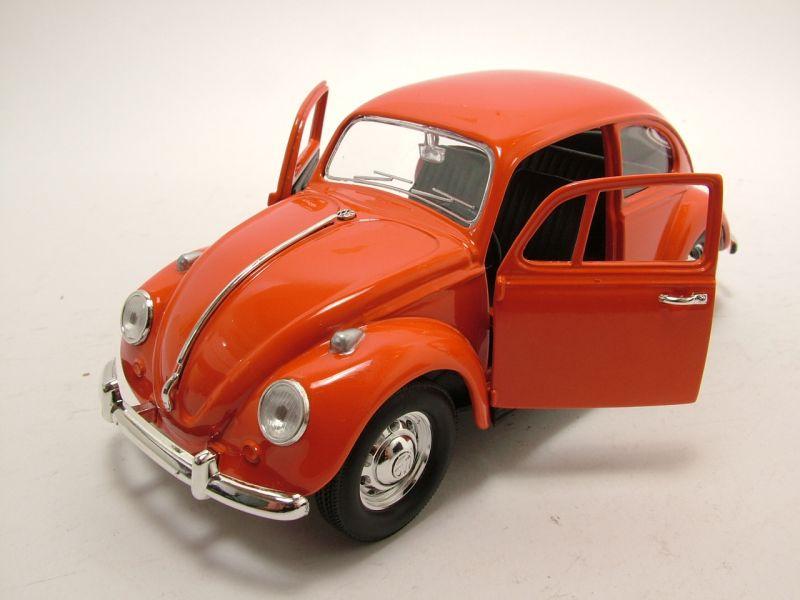 vw k fer 1967 orange modellauto 1 24 yat ming. Black Bedroom Furniture Sets. Home Design Ideas