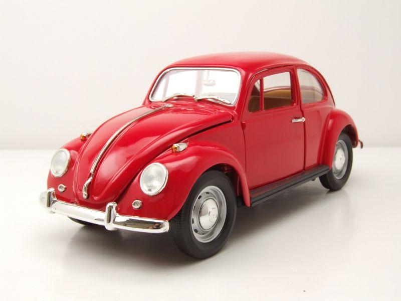 vw k fer 1967 rot modellauto 1 18 lucky die cast 42 95. Black Bedroom Furniture Sets. Home Design Ideas