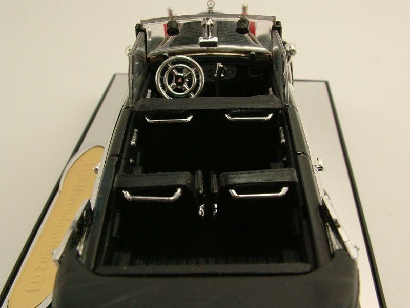 mercedes g4 w31 1938 schwarz modellauto 1 43 signature models 39 95. Black Bedroom Furniture Sets. Home Design Ideas