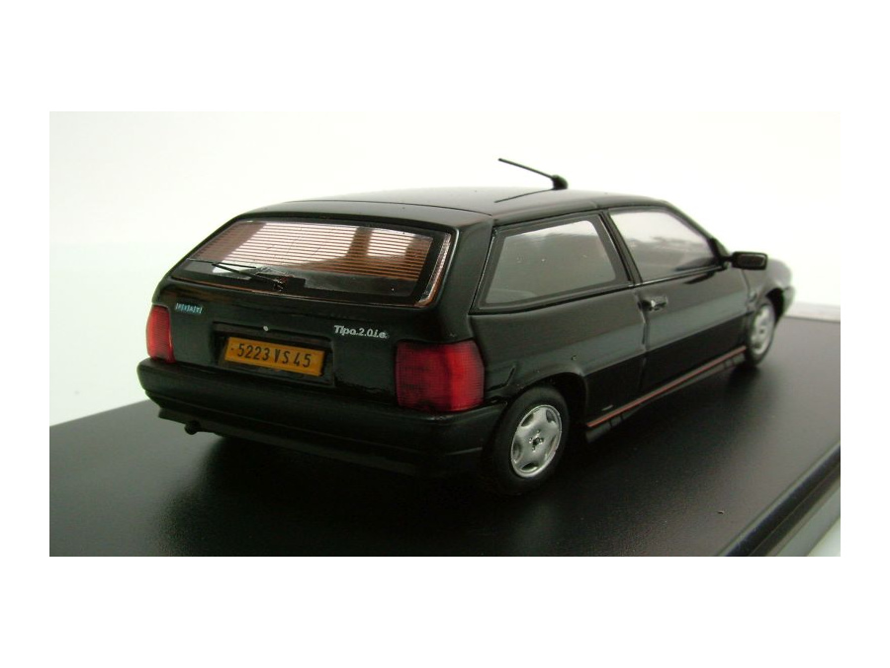 fiat tipo 2 0 ie 16v 1995 schwarz modellauto 1 43 premium x models 38 95. Black Bedroom Furniture Sets. Home Design Ideas
