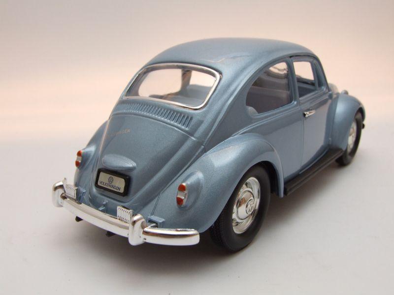 vw k fer 1967 hellblau metallic modellauto 1 24 lucky. Black Bedroom Furniture Sets. Home Design Ideas