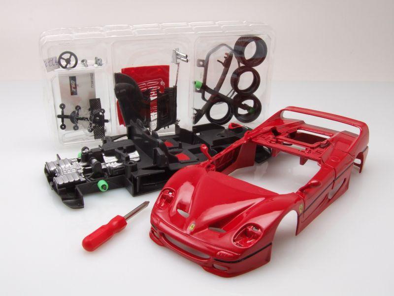Ferrari F50 Rot Bausatz Modellauto 124 Maisto