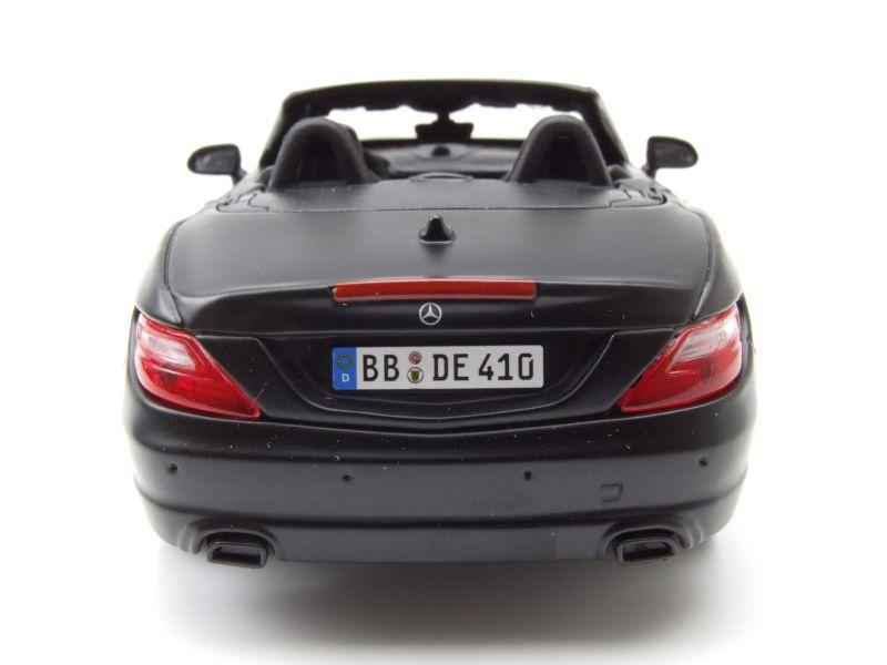 Mercedes Slk  Cabrio Modellauto