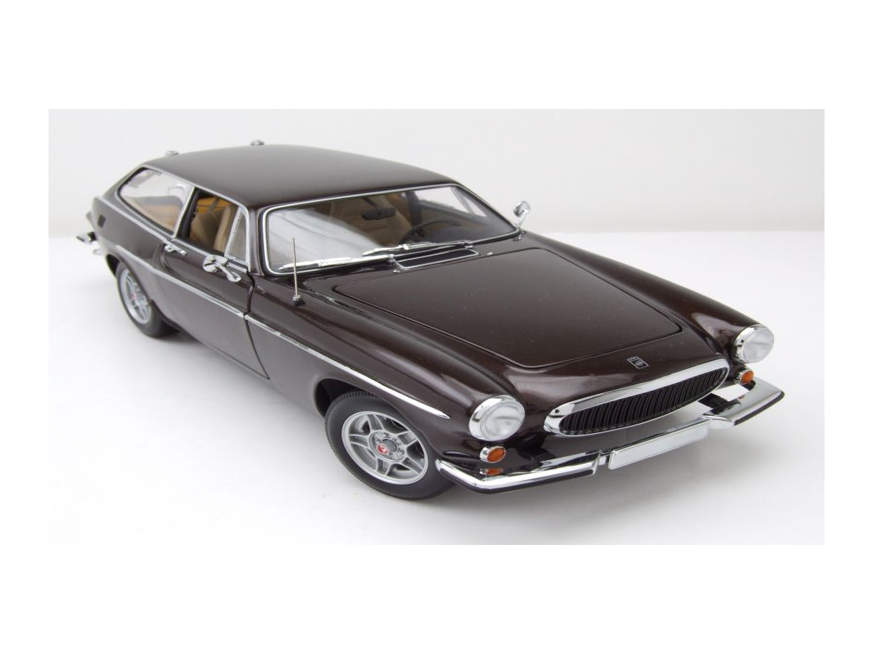 """Volvo P1800 ES """"Schneewittchensarg"""" 1971 braun metallic Modellauto 1:18 / Minichamps, 164,95"""