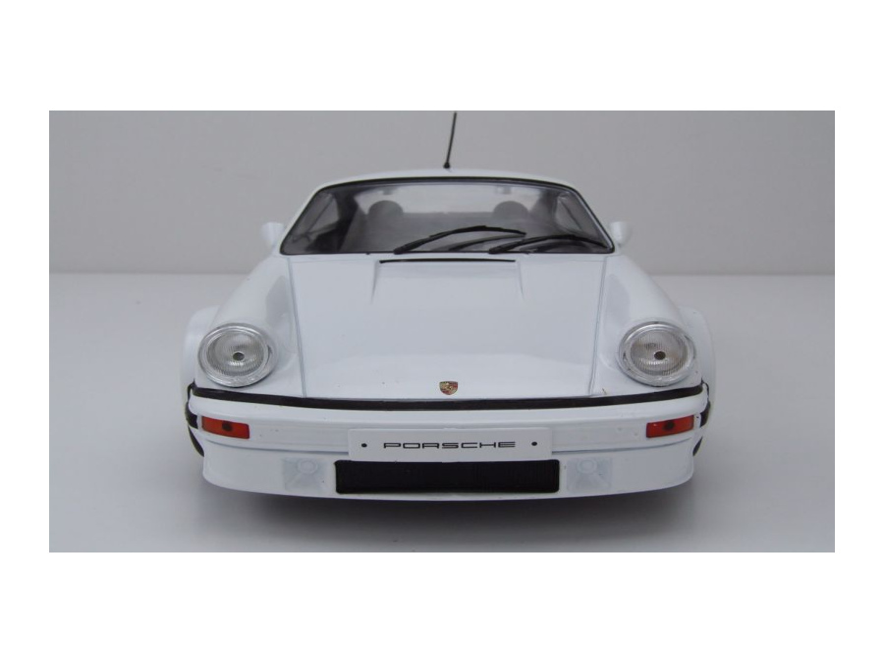 porsche 911 plain body 1982 wei modellauto 1 18 ixo. Black Bedroom Furniture Sets. Home Design Ideas