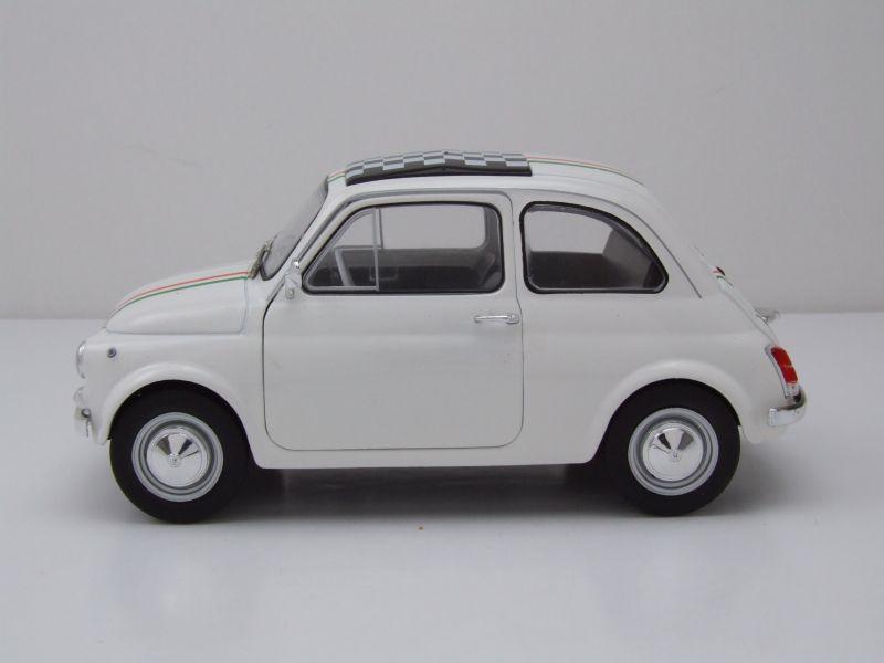 modellauto fiat 500 l 500 italia 1968 wei modellauto 1. Black Bedroom Furniture Sets. Home Design Ideas