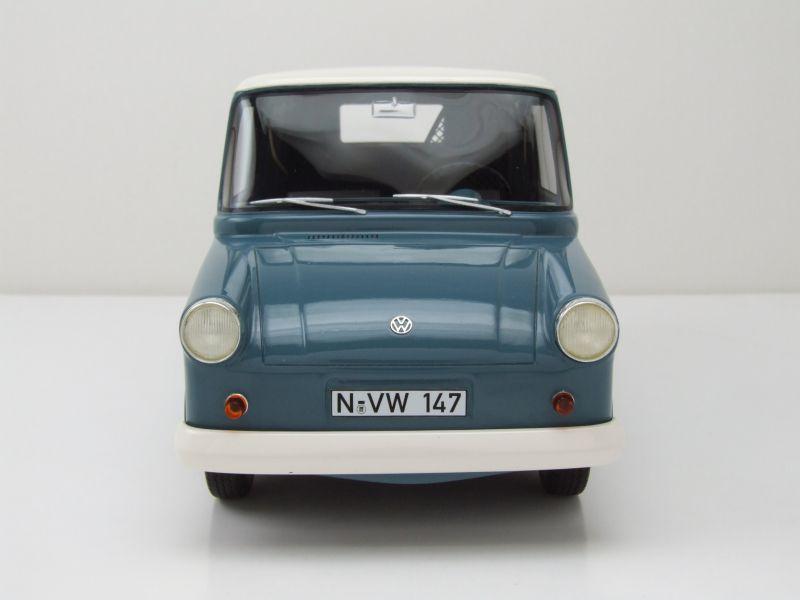 modellauto vw fridolin kundendienst blau modellauto 1 18. Black Bedroom Furniture Sets. Home Design Ideas