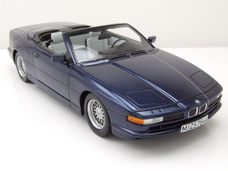 Bmw I Cabrio Blau Metallic Modellauto Schuco