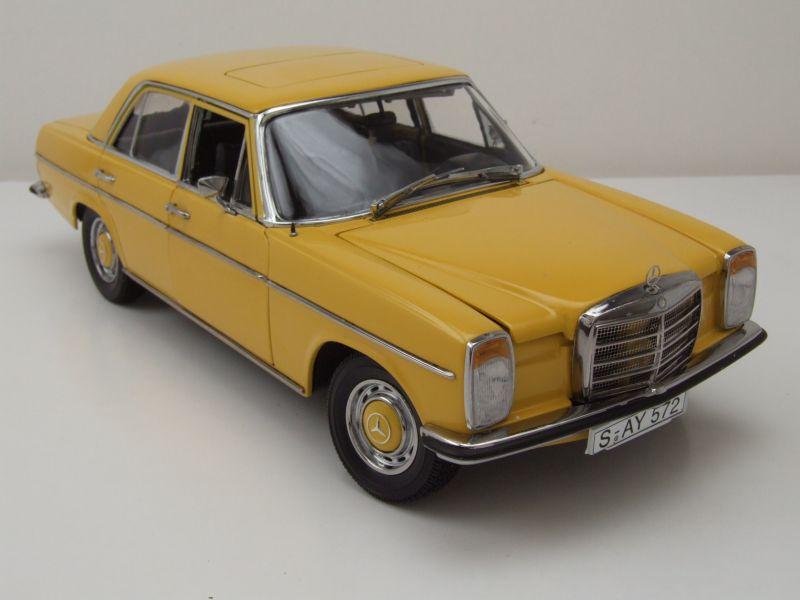 modellauto mercedes 8 strichachter w115 limousine 1968. Black Bedroom Furniture Sets. Home Design Ideas