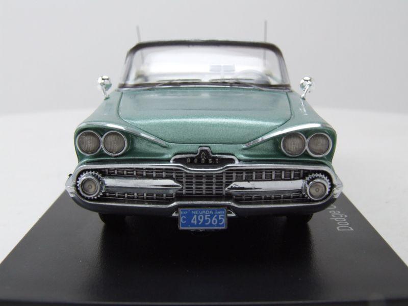 Dodge Custom Royal Lancer Convertibile 1959 Neoscale 1:43 NEO49565 Model