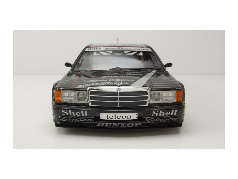Mercedes 190E 2.5-16 Evo 1 W201 1989 Team AMG Ludwig Modellauto 1:18 Minichamps