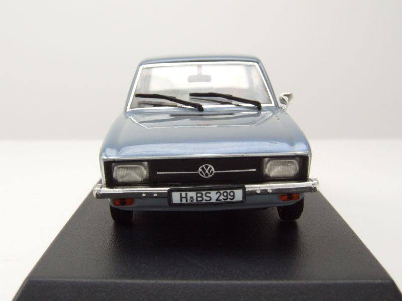 VW K70 1970 hellblau metallic 1:43 Norev 840097 neu /& OVP