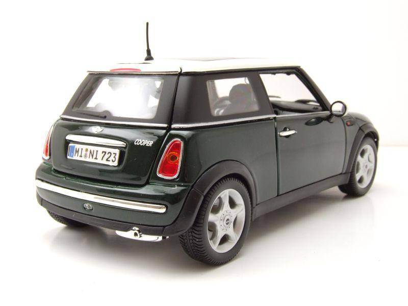 bmw mini cooper sun roof dunkelgr n metallic modellauto. Black Bedroom Furniture Sets. Home Design Ideas