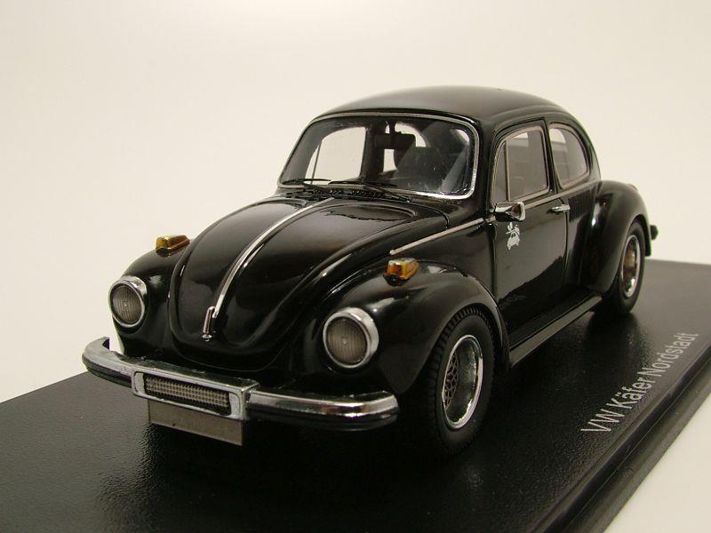 vw k fer nordstadt 1973 schwarz modellauto 1 43 neo. Black Bedroom Furniture Sets. Home Design Ideas