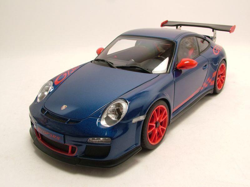 porsche 911 997 gt3 rs 3 8 2010 blau metallic. Black Bedroom Furniture Sets. Home Design Ideas