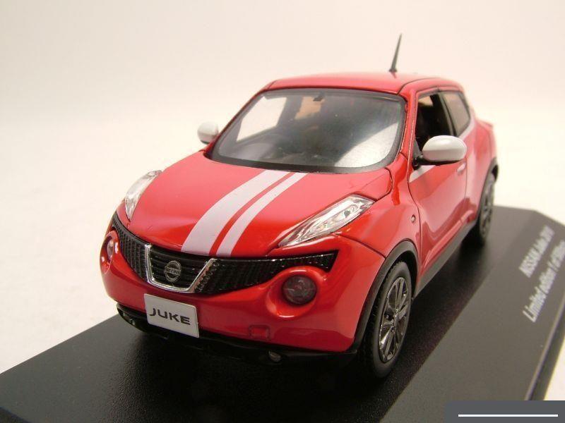 Modellautos von nissan bei modellautocenter for Nissan juke schwarz rot